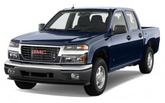 2010 GMC Canyon Versus 2010 Nissan Frontier