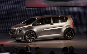 2010 Detroit Auto Show: GMC Granite Live Shots
