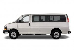 Passenger Van Review: 2010 GMC Savana