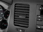 """2010 GMC Sierra 2500HD 2WD Ext Cab 143.5"""" SLE Air Vents"""