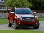 2010 GMC Terrain First Drive