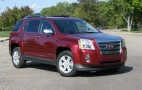 First Drive: 2010 GMC Terrain