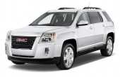 2010 GMC Terrain Photos