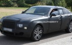 Spy shots: Grand Bentley Arnage replacement