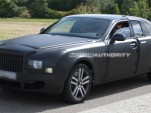 2010 Grand Bentley Arnage replacement spy shot