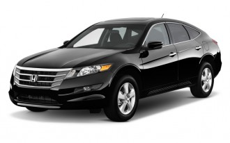 Honda Standing By Accord Crosstour