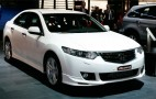 First look at Hondas sporty Accord Euro Type S