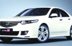 Honda adds 201 horsepower gasoline engine to Accord Euro 'Type S'