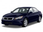 2010 Honda Accord Sedan 4-door I4 Auto EX-L Angular Front Exterior View