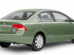 2010 Honda Civic GX natural-gas vehicle