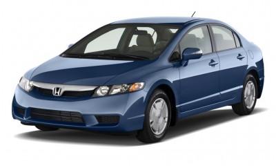 2010 Honda Civic Hybrid Photos