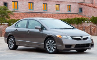Shocker: Honda Civic Almost Flunks New Crash Test