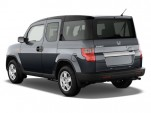 2010 Honda Element 2WD 5dr Auto LX Angular Rear Exterior View