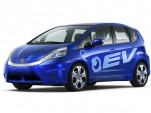 2010 Honda Fit EV Concept