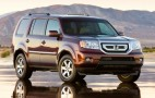 2010 Honda Pilot Rolls In  Blink And Youll Miss It