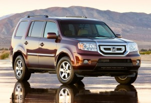 2009-2011 Honda Pilot: Recall Alert