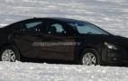Spy shots: 2010 Hyundai Sonata