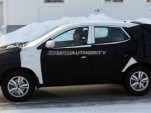 2010 Hyundai Tucson spy shots