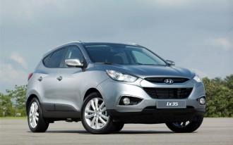 First Drive: 2010 Hyundai Tucson