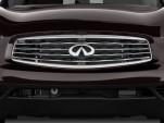 2010 Infiniti FX50 AWD 4-door Grille