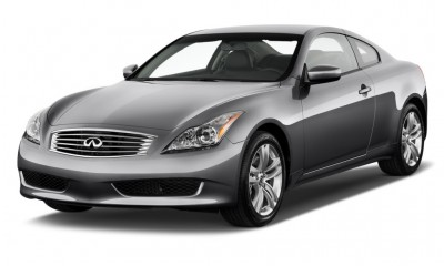 2011 Infiniti G37 Coupe Photos
