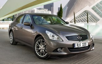 Poetry in Motion: 2011 Infiniti G Sedan