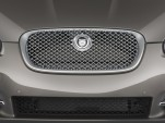 2010 Jaguar XF 4-door Sedan XF Supercharged Grille