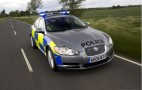 Jaguar unwraps Police pursuit XF for the UK