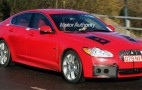 Spy shots: More Jaguar XF-R