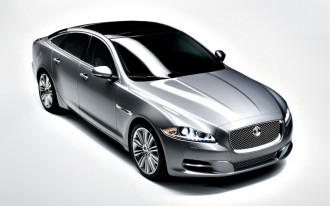 Here's the Story: 2010 Jaguar XJ In All Its Glory