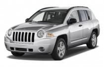 2010 Jeep Compass FWD 4-door Sport *Ltd Avail* Angular Front Exterior View