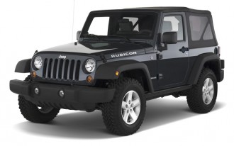 2010 Jeep Rubicon Overview