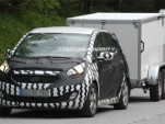 2010 Kia Cee'd Plus MPV spy shots