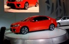 New York Auto Show: First Pic Of 2010 KIA Forte Koup