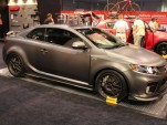2010 SEMA: Kia Forte Koupe Type R Concept