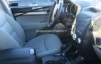 Spy shots: Kia Sorento interior revealed