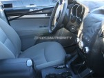 2010 Kia Sorento interior spy shots