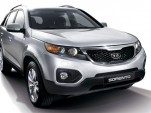 2010 Kia Sorento official teaser