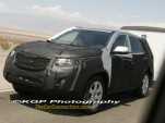Death Valley Days: 2010 Kia Sorento Spied