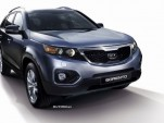 Kia on the Move with Optima, Sorento and Amanti