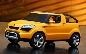 2009 Kia Soul'ster Concept Under Serious Consideration For Production