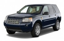 2010 Land Rover LR2 AWD 4-door HSE Angular Front Exterior View