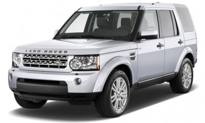2010 Land Rover LR4 Photos