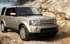 Facelifted Land Rover LR4 (Discovery) joins new Range Rover family in New York