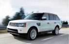 Range Rover Hybrid Coming In 2013, Plug-In Hybrid Version In 2014