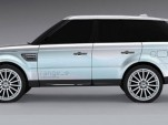 2010 Land Rover Range_e Hybrid Concept