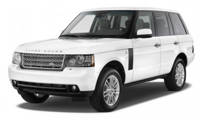 2010 Land Rover Range Rover Photos