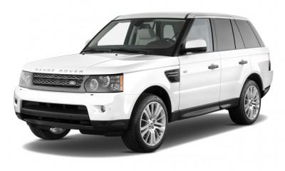 2010 Land Rover Range Rover Sport Photos
