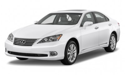 2010 Lexus ES 350 Photos