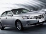 2010 Lexus ES leak